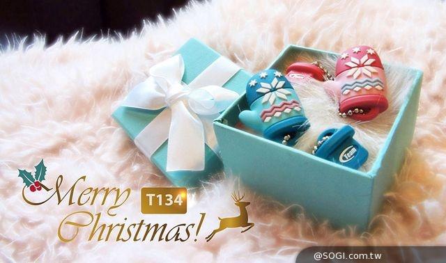 十銓科技「有一種幸福 叫記憶」冬季專屬聖誕隨身碟珍藏甜蜜