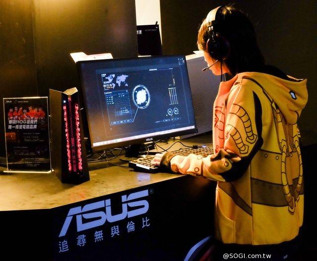 華碩電競終極配備強勢進駐 全台首座電子競技館今盛大開幕