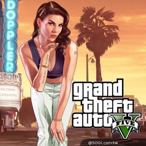 Rockstar Games 公布《俠盜獵車手5》第一人稱視角體驗影片