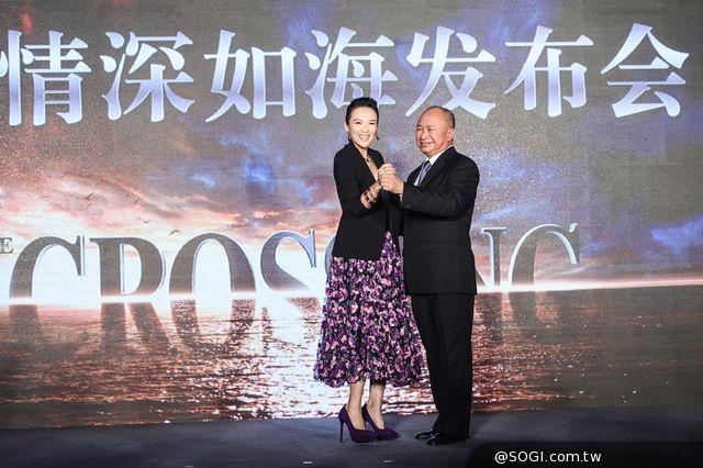 章子怡《太平輪:亂世浮生》情深如海挑戰雙面角色 吳宇森網羅亞洲群星
