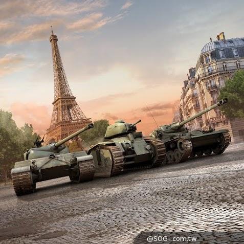 《戰車世界:Xbox 360 版》新增法國科技樹