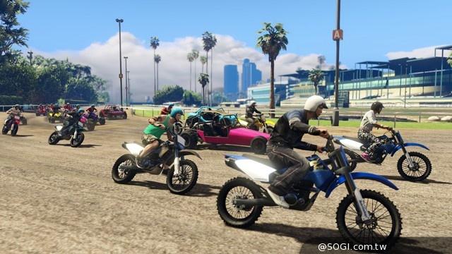 Rockstar Games 宣佈:準備好迎接《俠盜獵車手5》新世代的洛聖都