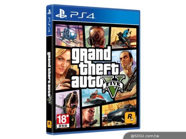 Rockstar Games 宣布《俠盜獵車手》PS4版和Xbox One版現已上市