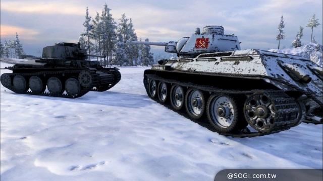 《少女與戰車》模組在《戰車世界》ASIA伺服器釋出