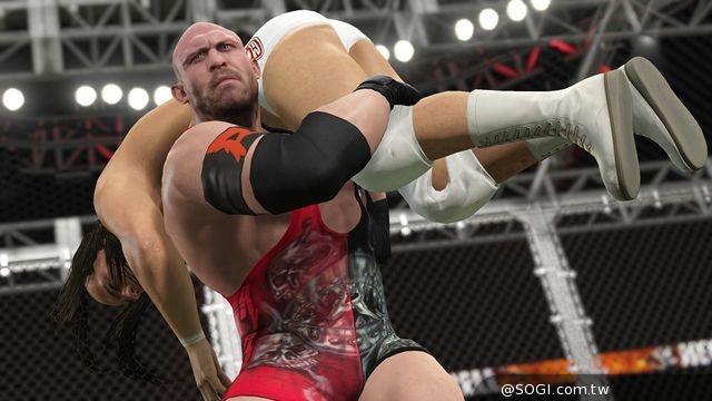 PlayStation版和Xbox One版《WWE 2K15》現已推出