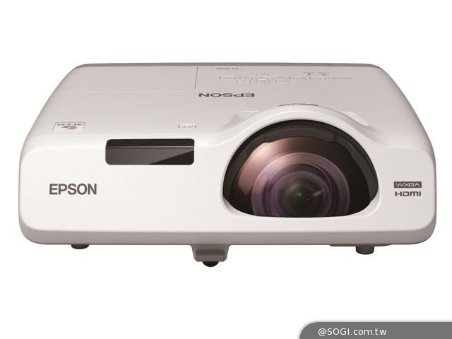 Epson商用投影機全系列新機到位 引領投影3倍亮世代