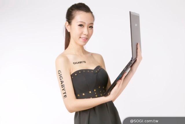 「2014資訊電腦展」技嘉遊戲筆電下殺萬元 好禮四重送
