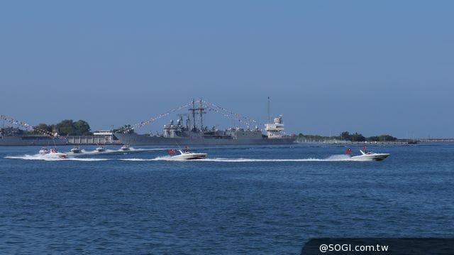 Wargaming 首度參與海軍營區開放圓滿成功 嗨翻左營軍港東碼頭