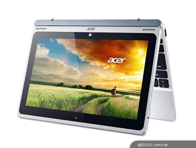 宏碁2in1平板筆電Aspire Switch 10資訊月萬元有找