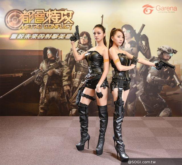 《都會特攻》遊戲評測會 變身特工感受獵殺未來的射擊美學