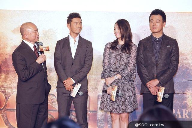 《太平輪:亂世浮生》北京全球記者會 史詩愛情鉅片12月5日獻映