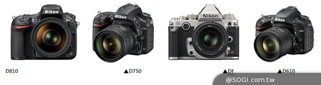 2014資訊月Nikon衝鋒月 指定相機+鏡頭買多賺多無上限