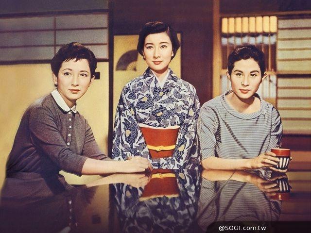 小津安二郎三部經典「彩色人生」家庭、喜劇、愛情一手打包