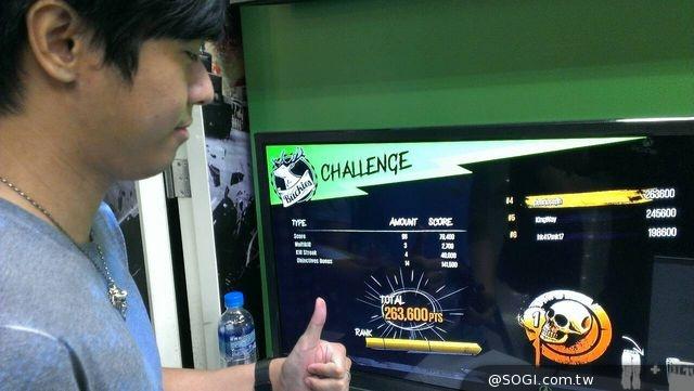 玩遊戲贏大獎 地下街XBOX挑戰賽 挑戰五款指定遊戲大獎週週送