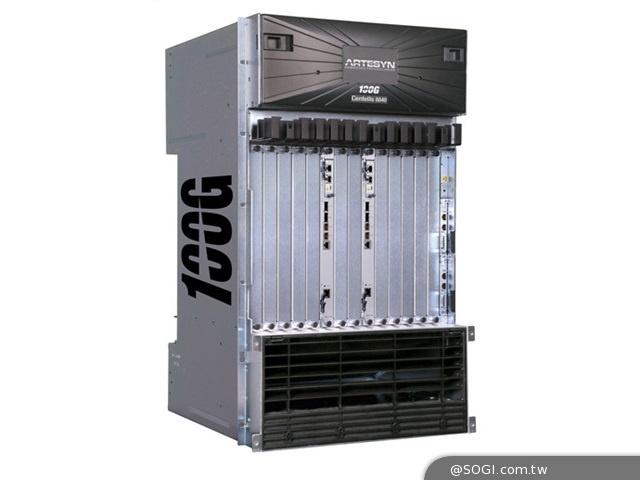 雅特生科技最新開放式標準系統 率先推出採用100G ATCA 技術的伺服器
