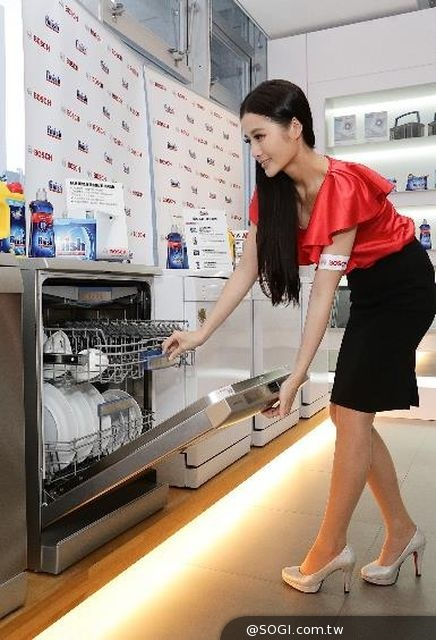 MASA山下勝老師「Bosch X finish洗碗雙星 幸福勝利組出擊」洗碗魔法