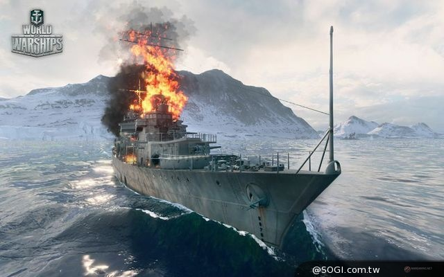 Wargaming即將發布的海軍戰鬥遊戲《戰艦世界》舉行搶先測試活動