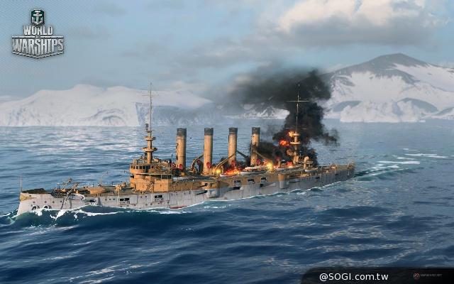 Wargaming宣布《戰艦世界:剪刀、石頭、布》週末優質測試即日啟動