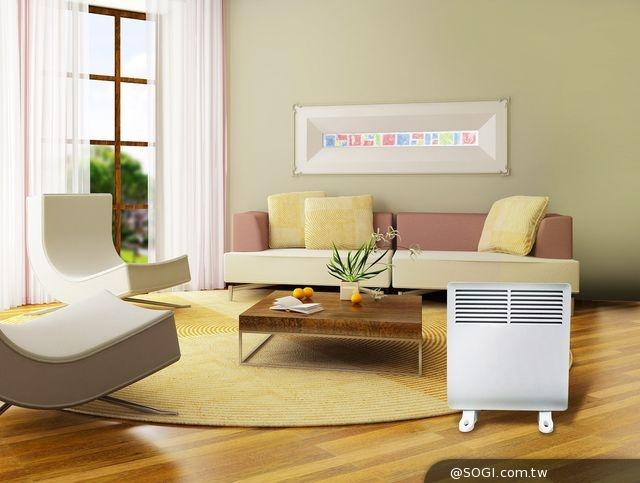 全方位暖房專家嘉儀,推薦「W-A-R-M」電暖器採購原則 打造安全暖生活