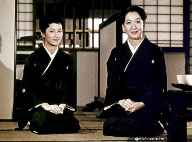 《秋日和》日本百年十大美女「原節子」PK六零年代章子怡「司葉子」