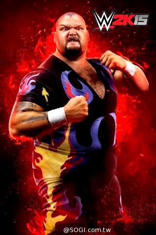 2K宣佈首批《WWE  2K15》下載內容 加入遊戲中可扮演的角色陣容