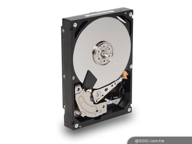 升級6TB超大容量 Toshiba企業級儲存硬碟MG04系列新成員