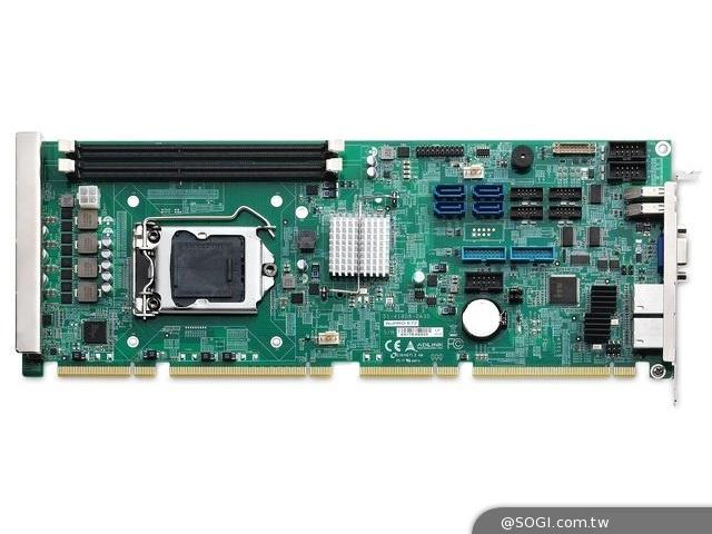 凌華科技最新工作站等級PICMG 1.3系統主板 打造最佳機器視覺應用平台