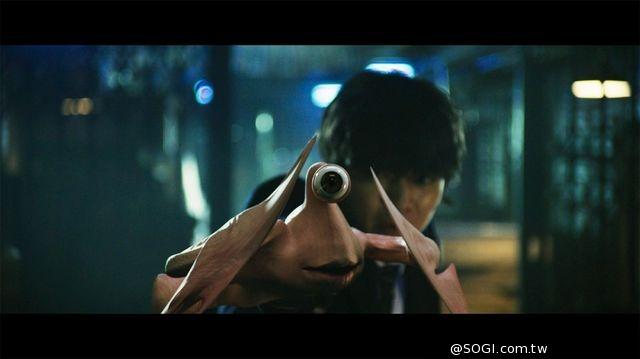 《寄生獸》爆棚好口碑 外星生物米奇萌樣魅力橫掃 首周票房亞軍