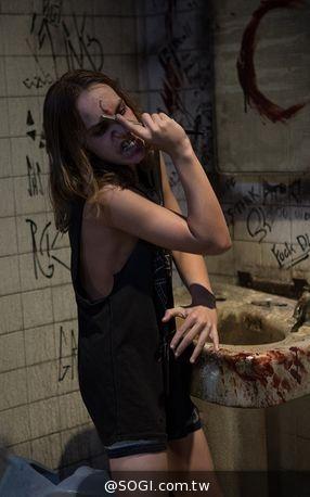 取材美國禁地靈異檔案《鬼附身》世界首映首選台灣