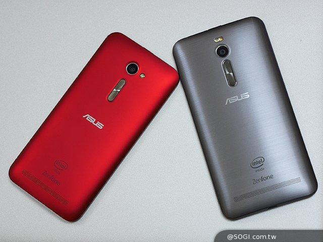 Zenfone 2とZenfone mini