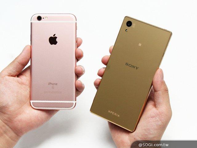 [比較]相機誰好?Sony Z5對戰iPhone 6S