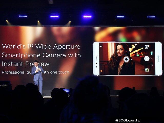 徕卡相机加持:华为P9/P9 Plus伦敦发布会现场体验
