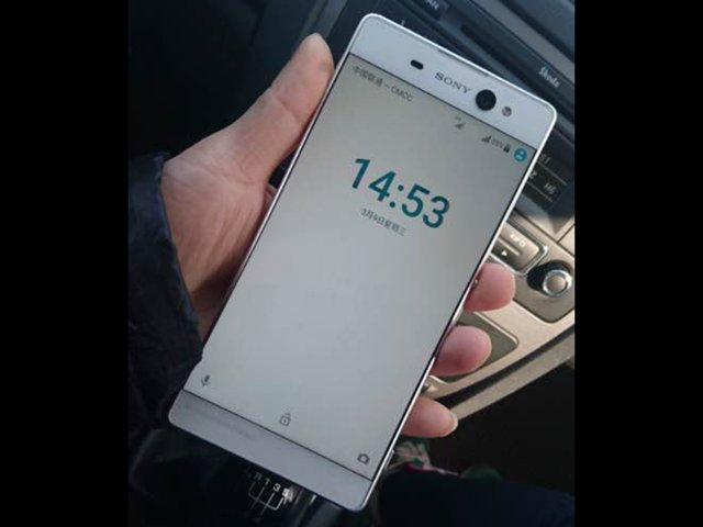 Xperia C6?疑似6寸索尼大屏新机曝光