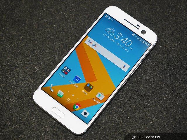 HTC 10高质感外型与效能抢先实测