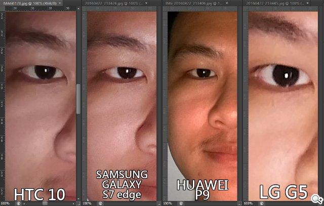 HTC 10/G5/S7 edge/P9/Z5旗艦五機攝錄大亂鬥
