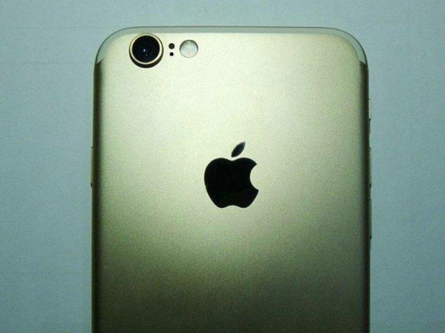 疑iPhone 7实机模型曝光 支持镭射对焦功能?