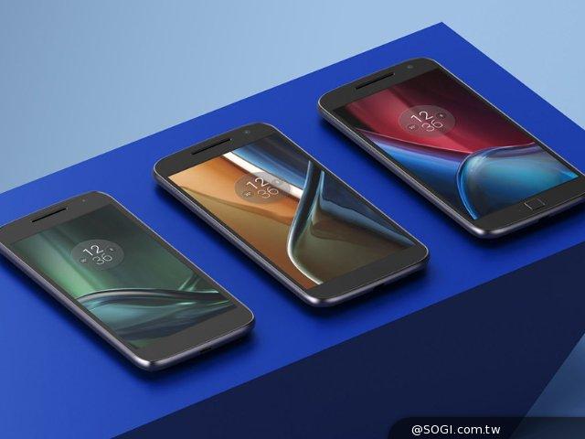 摩托罗拉发布G4/G4 Plus/G4 Play三款新机
