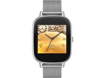 ASUS ZenWatch 2 WI502Q 優雅銀鍊