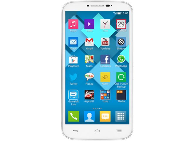 Alcatel onetouch pop c9 sogi