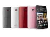 HTC Butterfly S 4G LTE màu hồng đậm